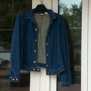 Denim Jacket Levi's- Extra Large